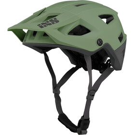 IXS Trigger AM Bike Helmet green
